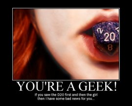 d20 and girl pic