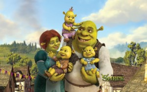 Shrek-Fiona-and-the-Babies-600x375