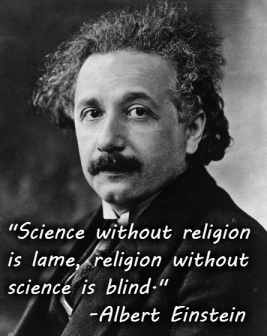 Einstein-on-religion