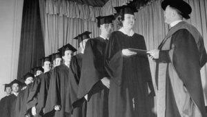 graduating class 54
