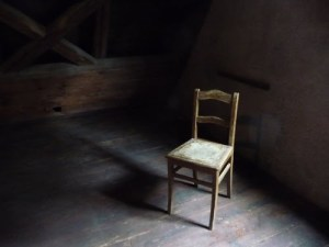 sorrow chair